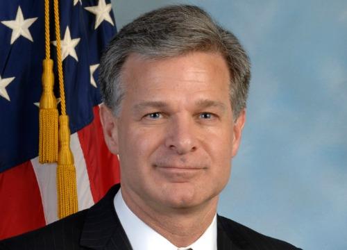 McCloskey Speaker Series: FBI Director Christopher Wray