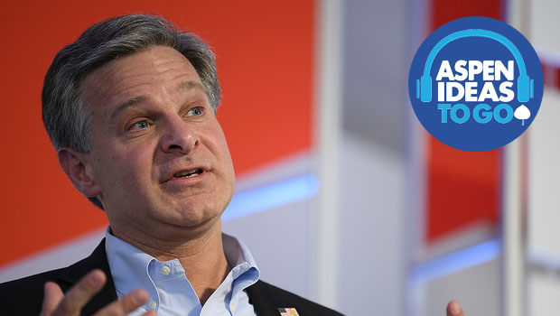 Christopher Wray on Russian Meddling