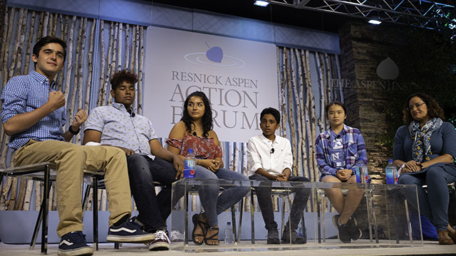 Global Youth Leaders Offer Advice On Living Fearlessly