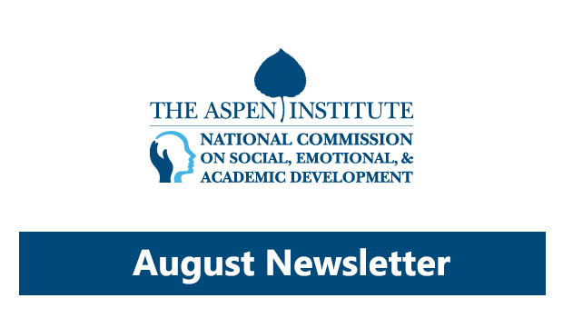 National Commission August Newsletter
