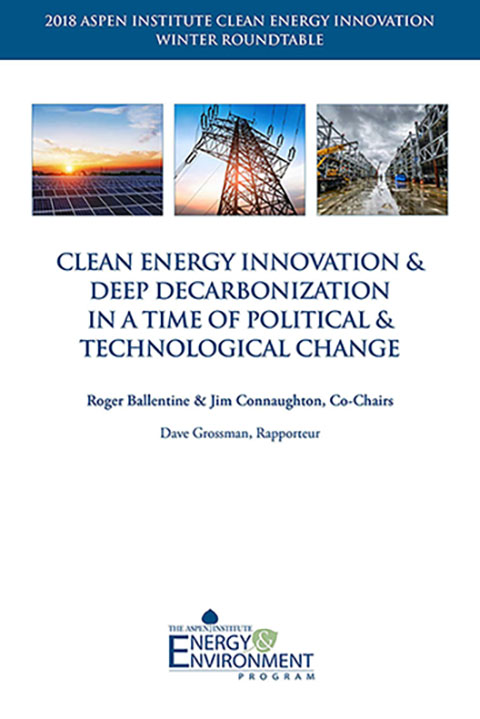 2018 Clean Energy Report