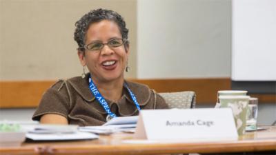 Amanda Cage, Chief Program Officer, Chicago Cook Workforce Partnership