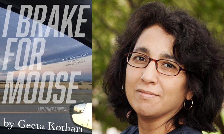 Writer in Residence Geeta Kothari