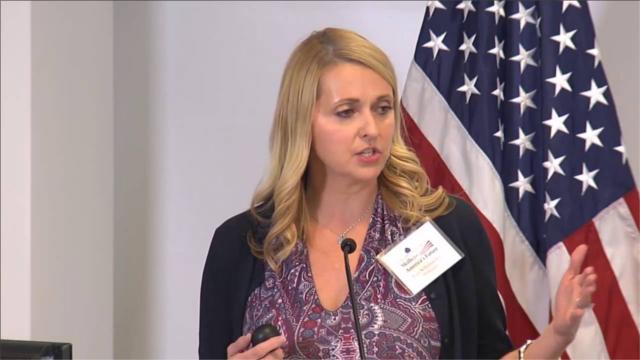 Lisa Schumacher, director of education strategies at McDonald's Corporation