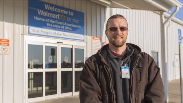 Jason Thackston, Walmart employee