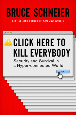 Book Launch: Click Here to Kill Everybody