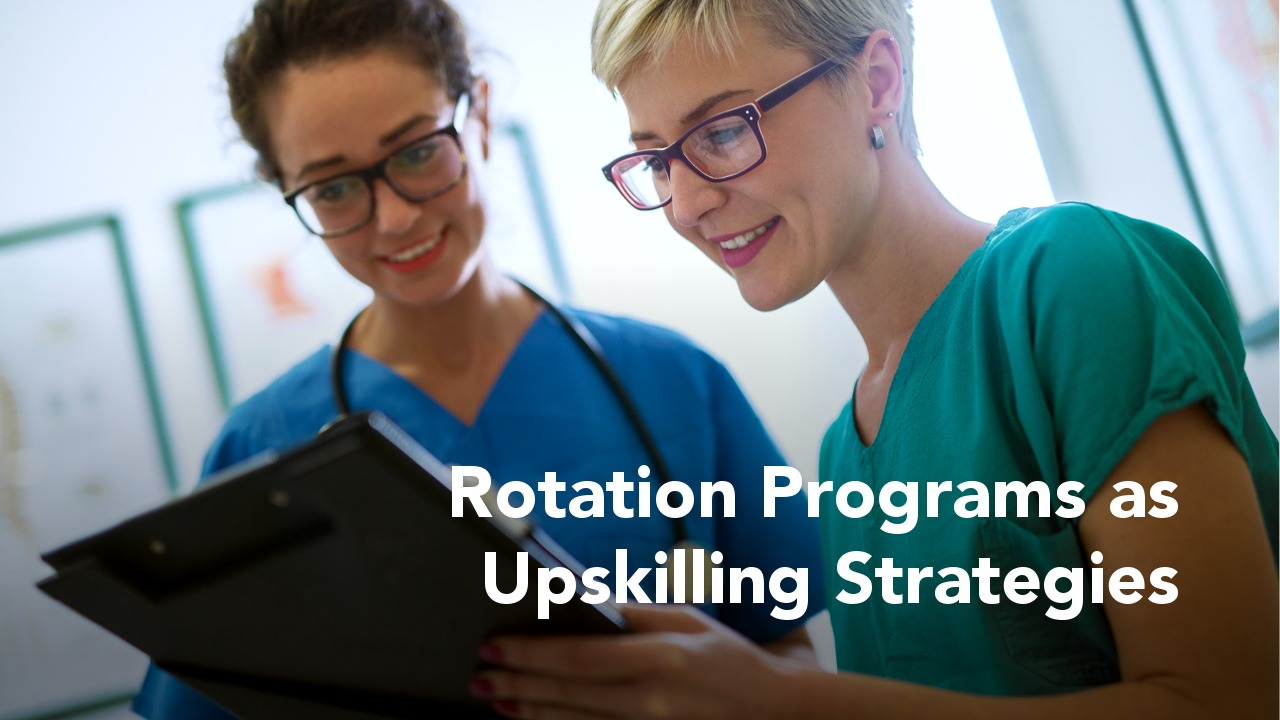 Rotation Programs as Upskilling Strategies - UpSkill America