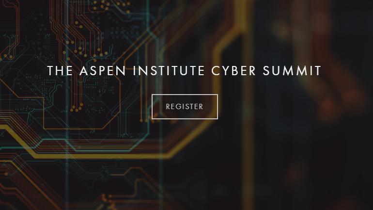 2018 Aspen Cyber Summit