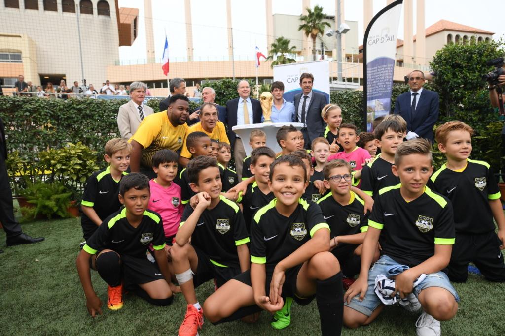 French youth soccer program