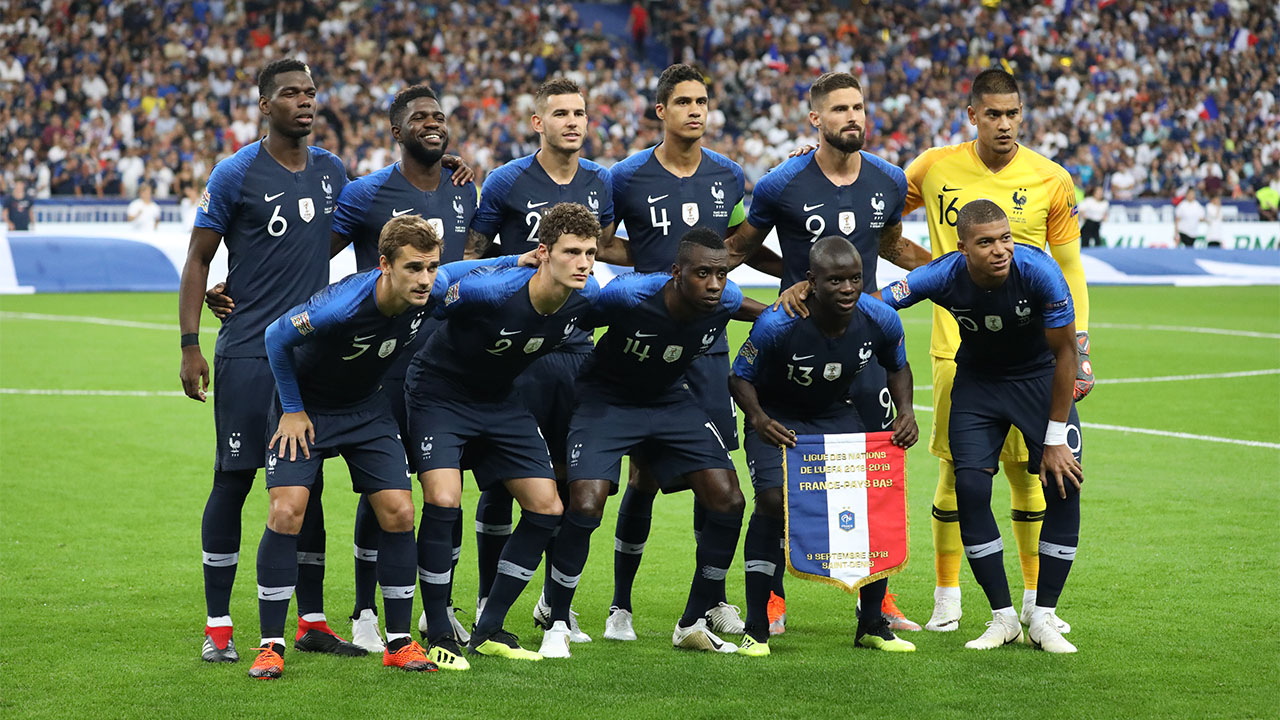 How France Really Won the World Cup - The Aspen Institute