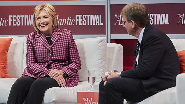 Hillary Clinton Talks Brett Kavanaugh
