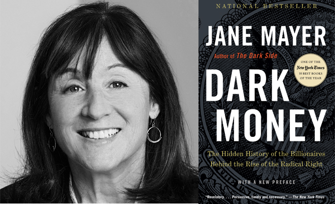 Winter Words with Jane Mayer