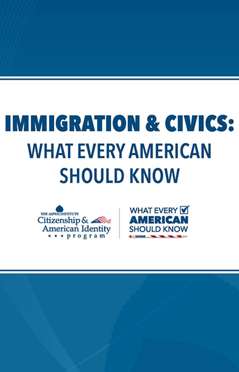 Immigration & Civics Report