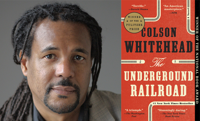 Winter Words: Colson Whitehead