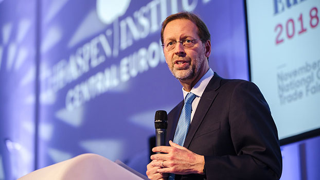 Remarks at Aspen Central Europe's Annual Conference and Gala