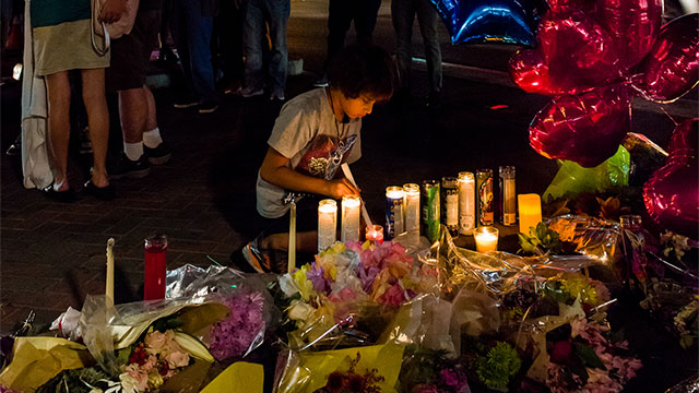 Las Vegas memorial