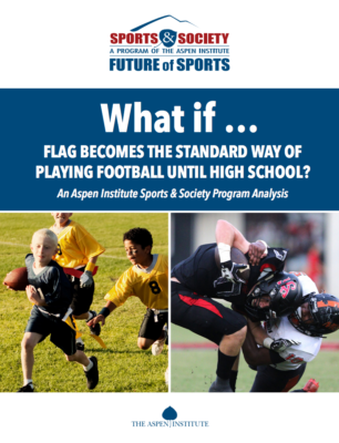 future of football report cover
