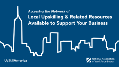 Accessing the Network of Local Upskilling and Related Resources Available to Support Your Business