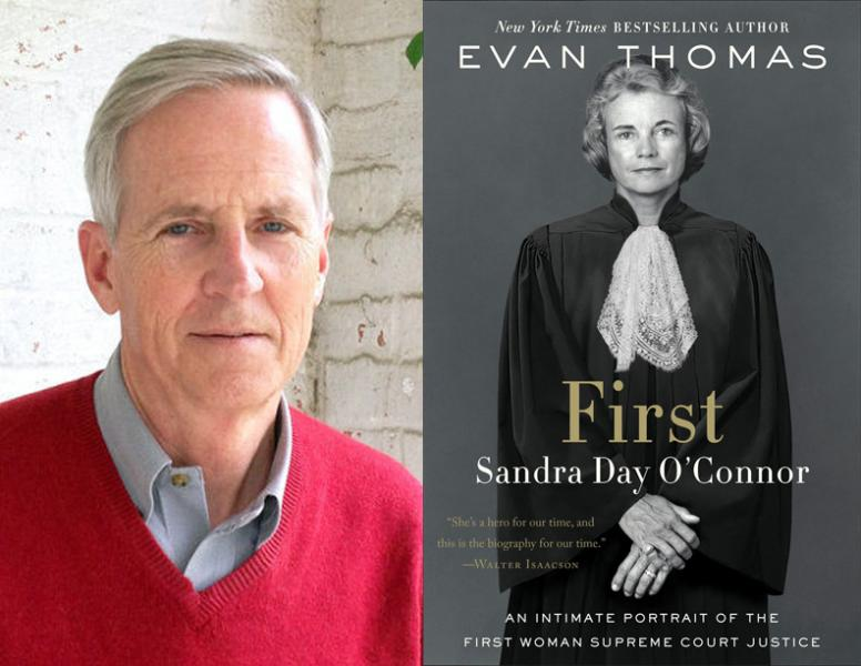 Book Talk with Evan Thomas