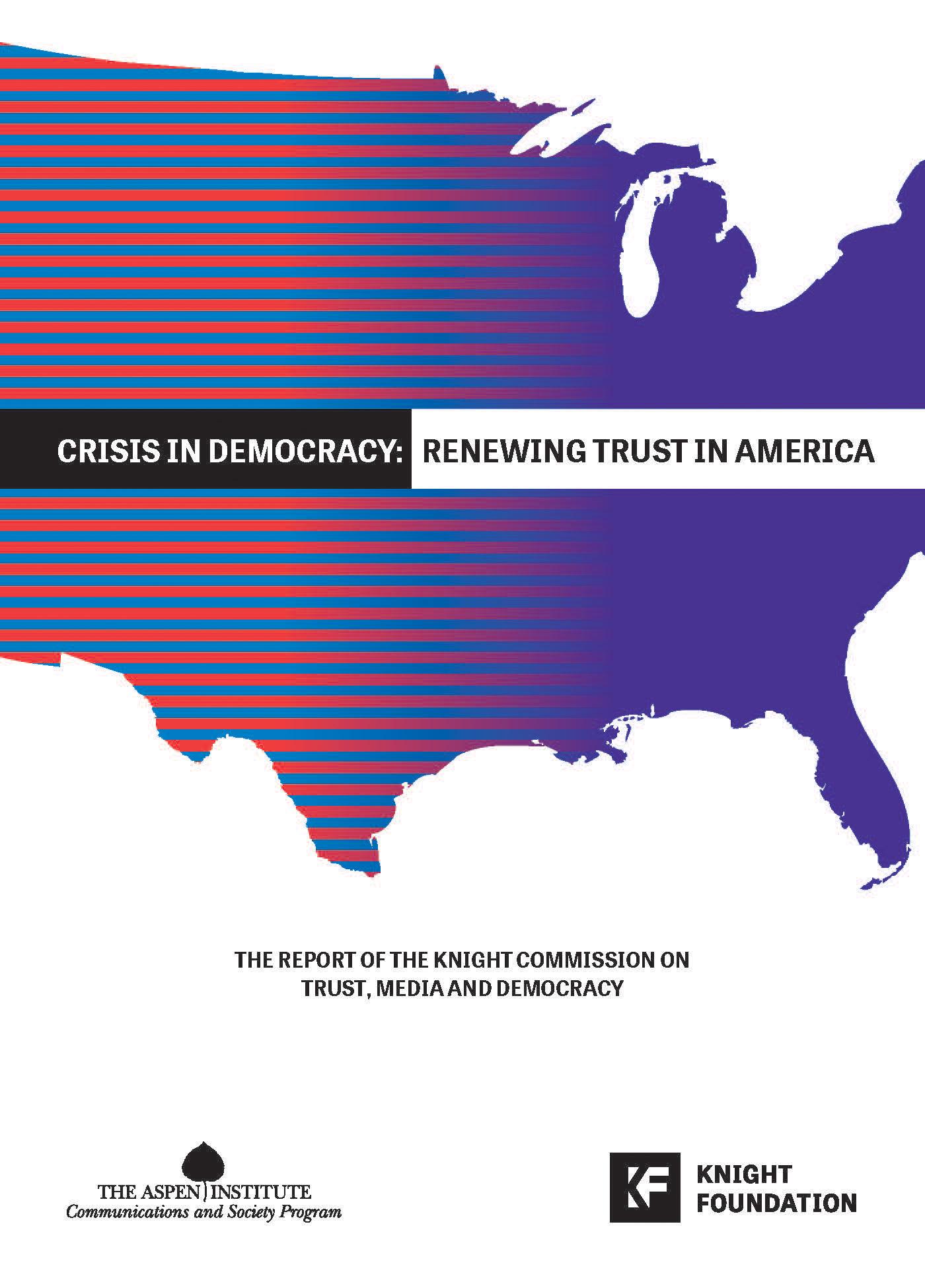 Crisis in Democracy: Executive Summary