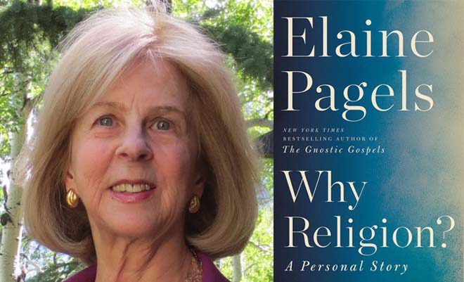 Elaine Pagels' Search for Religion