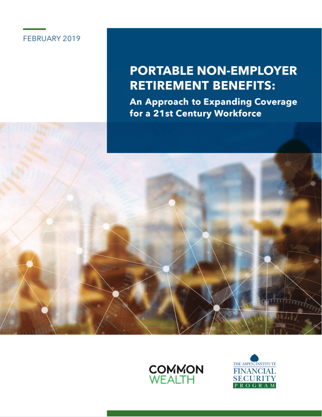 Portable Non-Employer Retirement Benefits