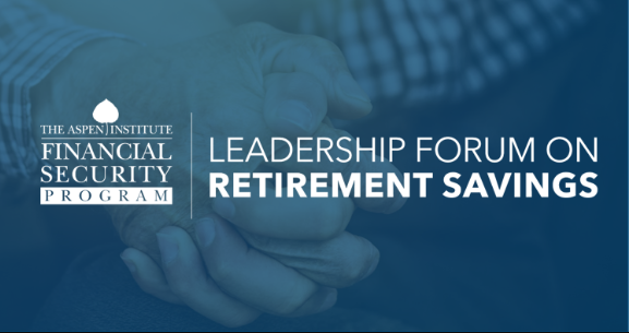 2019 Retirement Savings Forum