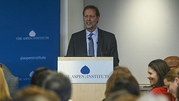 Remarks: Aspen Forum on Children and Families