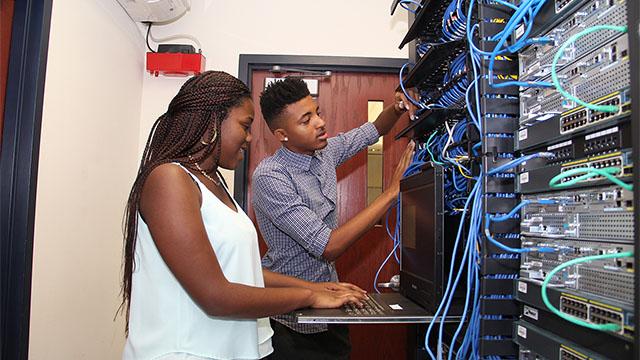 IRSC students