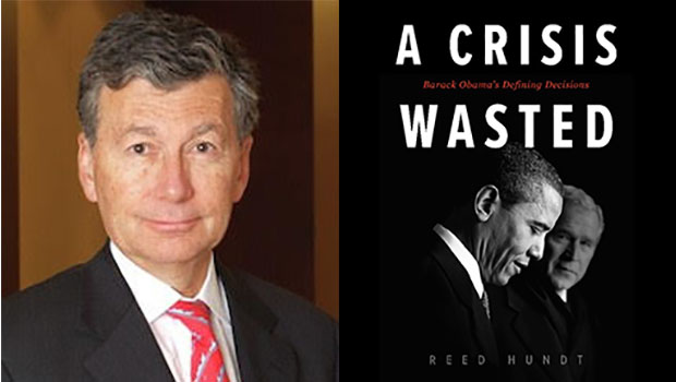 A Crisis Wasted: Reed Hundt Book Talk