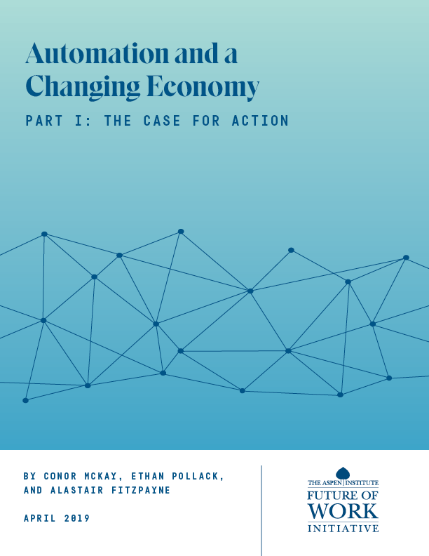 Automation and a Changing Economy: The Case for Action - The