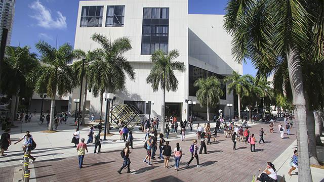 Miami Dade students