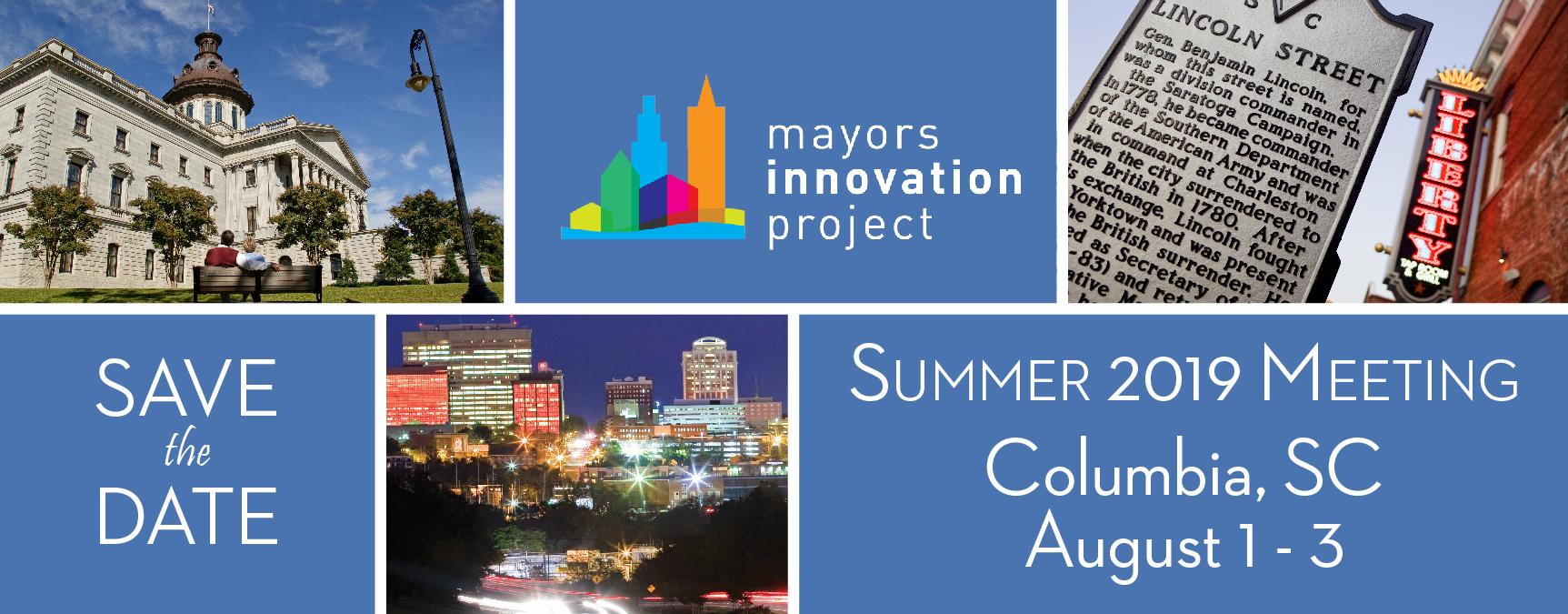 Mayor Innovation Project