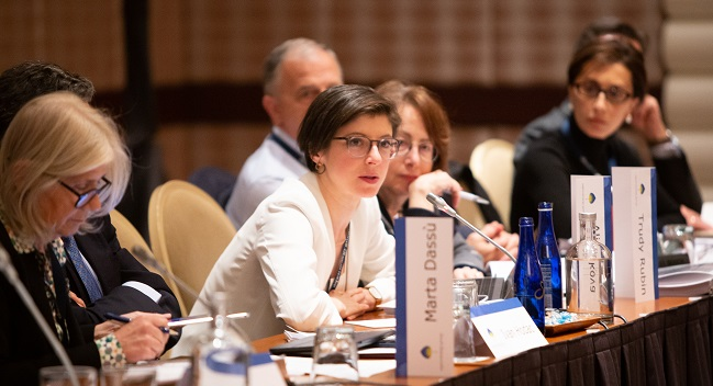 Transatlantic Strategic Dialogue II