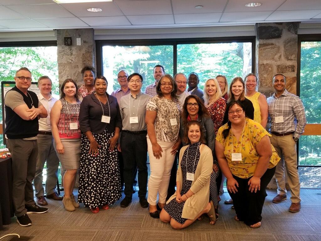 Fellows of the Hudson County Workforce Leadership Academy
