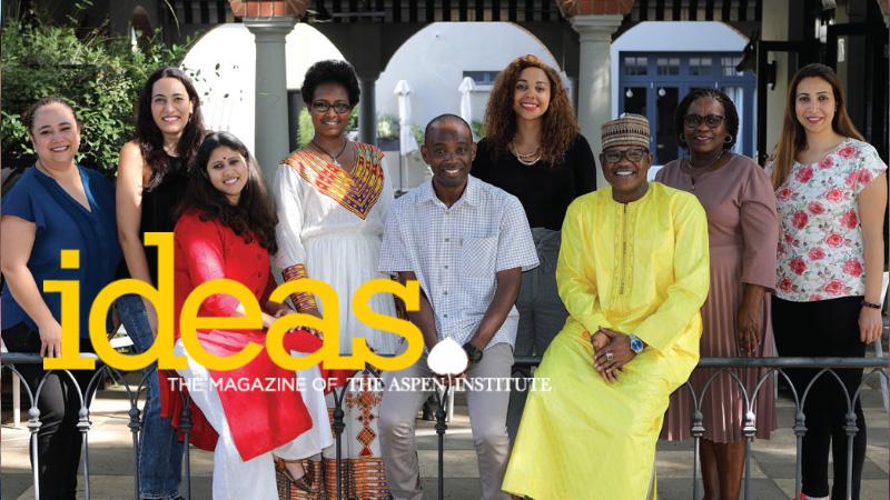 Fellows Tackle Reproductive Health