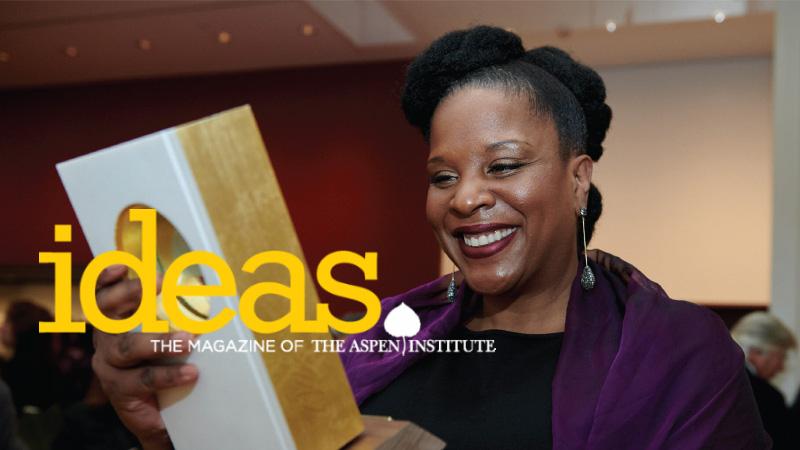 Tayari Jones Wins Aspen Words Prize