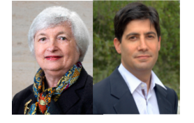 McCloskey Speaker Series: Janet Yellen and Kevin Warsh
