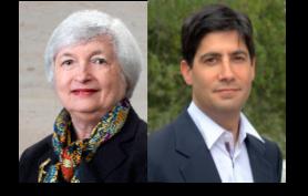 McCloskey Speaker Series: Janet Yellen and Kevin Warsh