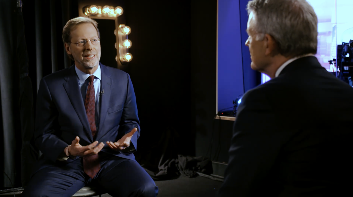 Dan Porterfield on Bloomberg TV's Big Decisions