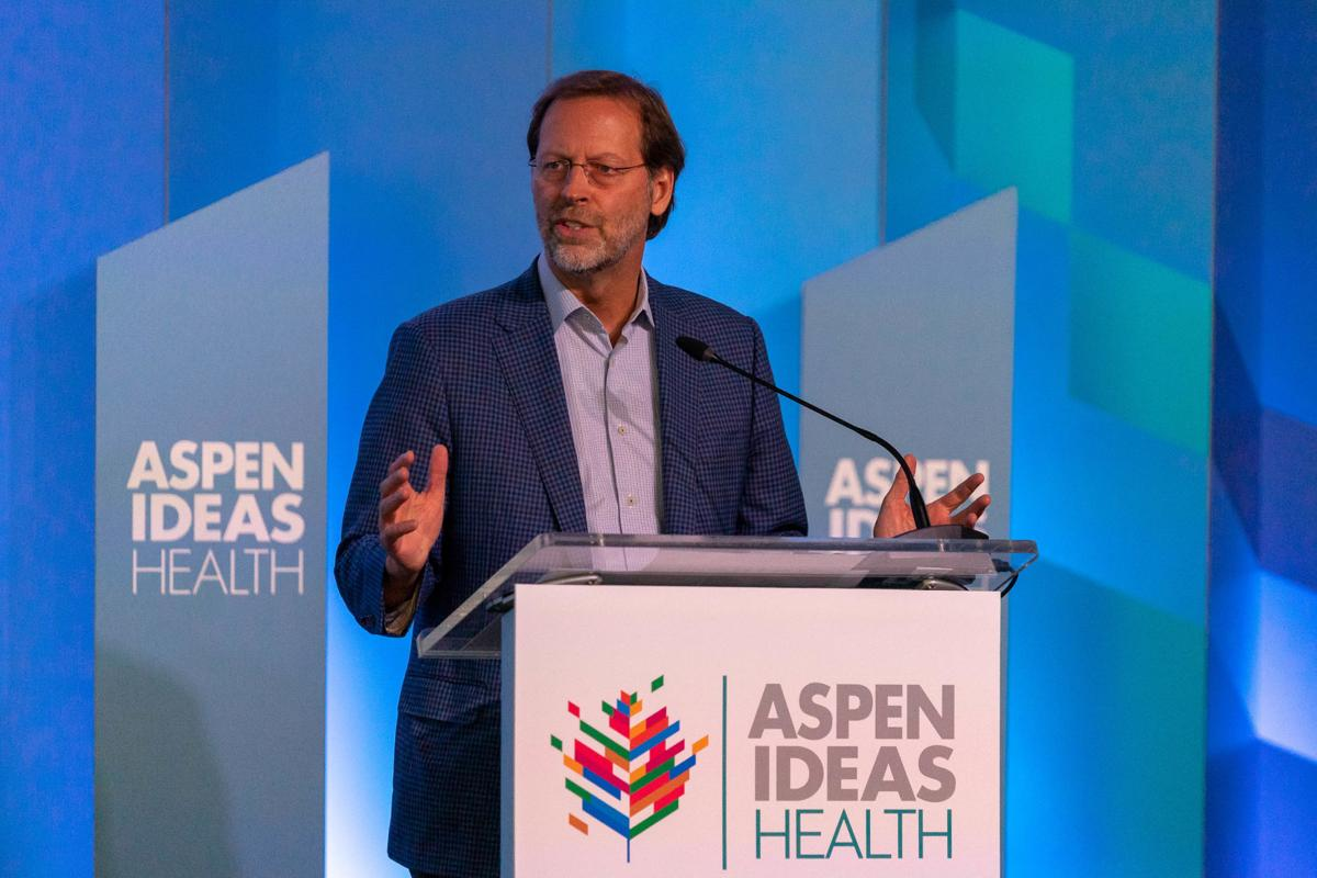 Aspen Daily News: In conversation with Dan Porterfield
