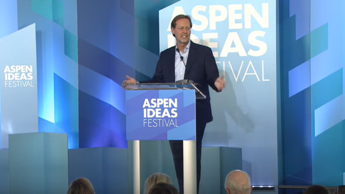 2019 Aspen Ideas Festival Opening Session