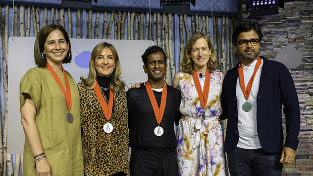 Leadership that Transcends Borders at the 2019 McNulty Prize Presentation