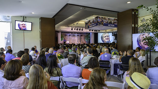 Unifying Borders Through Unconditional Love at the 2019 Resnick Aspen Action Forum Closing Plenary