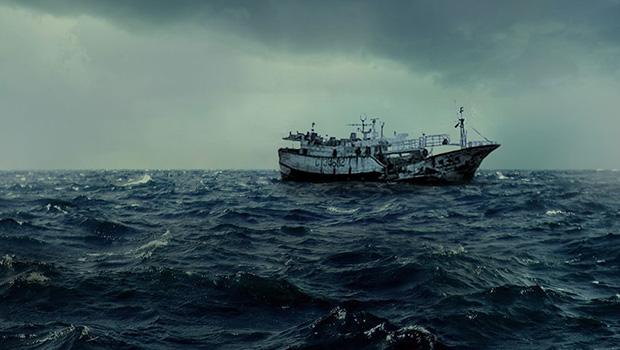 The Outlaw Ocean Book Talk