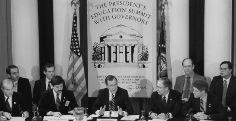 In 1989, 49 Governors Came Together