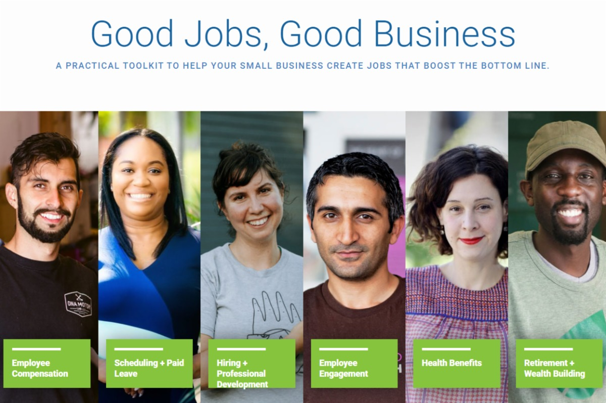 Good Jobs, Good Business Toolkit