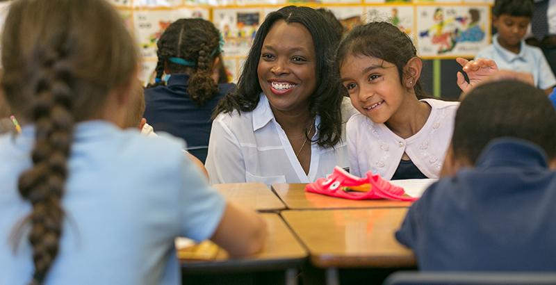 Janice Jackson: CEO of Chicago Public Schools