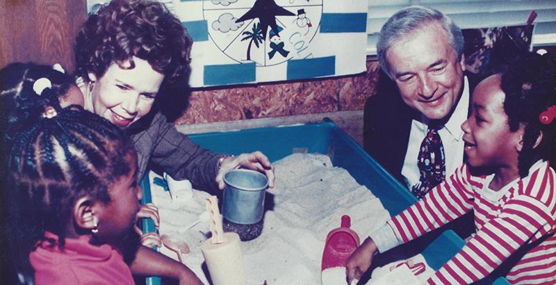 Jim Hunt: 69th and 71st Governor of North Carolina