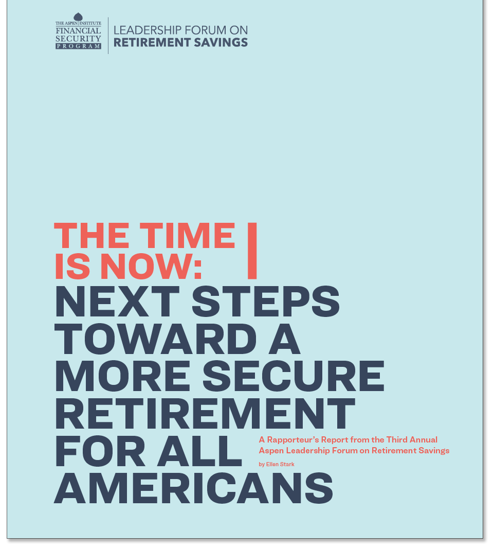 Five Ways to Improve Retirement Security in the U.S.